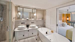 Constance Belle Mare Plage Prestige bathroom